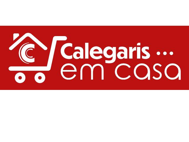Logo do Calegaris em casa - Compre online e receba em casa!